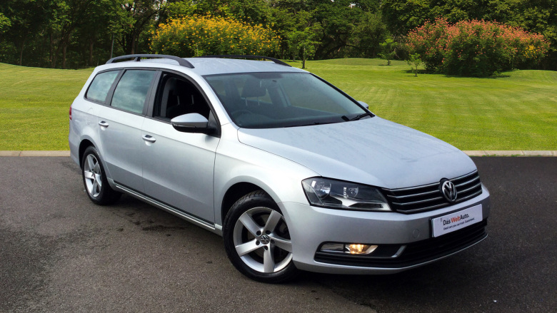 Volkswagen Passat 1.6 TDI Bluemotion Tech S 5dr Diesel Estate